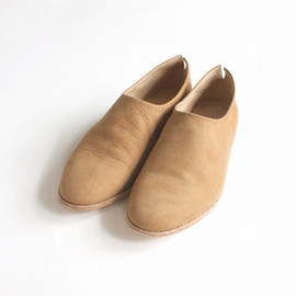 vegetable tanned leather shoes