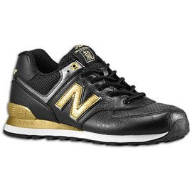 New Balance - 574 Year of the Dragon Black/Gold