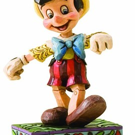 Disney Traditions - Pinocchio Lively Step