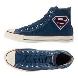 CONVERSE - all star heroes superman