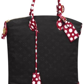LOUIS VUITTON × 草間彌生 - Infinity Kusama Dots Lockit MM
