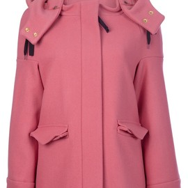 MARNI - HOODED COAT