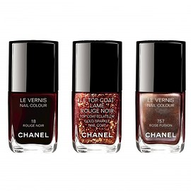 CHANEL - CHANEL Holiday 2015 Collection Rouge Noir
