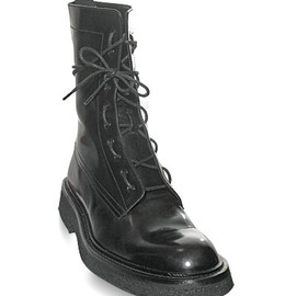 DIOR HOMME - 07A/W Combat Boots