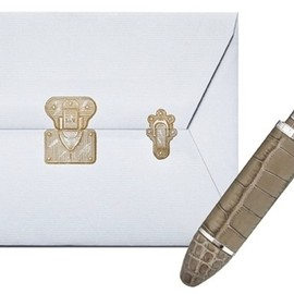 Louis Vuitton - Louis Vuitton personalised notecards