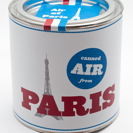 cooperativ - パリの空気が入った缶(Original Canned Air From Paris)