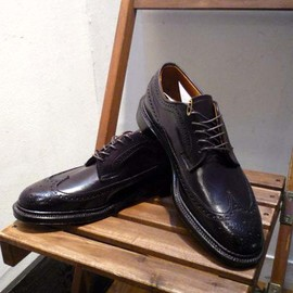 ALDEN - Long Wing-tip