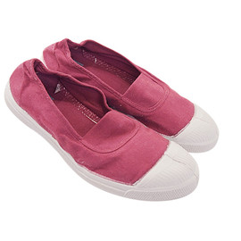BENSIMON, ベンシモン - Tennis Elastique Femme Rose The