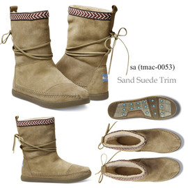 TOMS - ネパールブーツスエード nepal boots suede