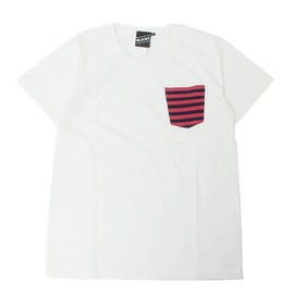 BEAMS T - BEAMS T / BORDER POCKET