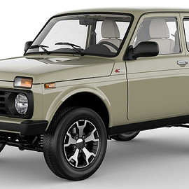 АвтоВАЗ (AvtoVAZ) - Lada Niva 4x4 Turns 40th Anniversary