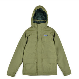 Patagonia - Men's Isthmus Parka-FTGN