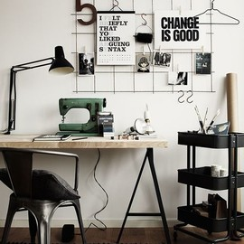 Cool workdesk