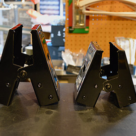 BOLTS HARDWARE STORE - SAW HORSE BRACKET