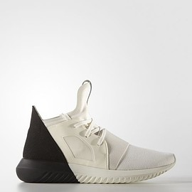 adidas - Tubular Defiant Shoes Off White/Off White/Core Black S75246