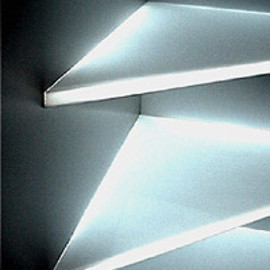Shiro Kuramata 倉俣史朗 - Lighting Shelves 光の棚, 1978