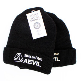Aevil Labels - Wool Watch Cap