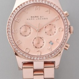MARC BY MARC JACOBS - Marc by Marc Jacobs Henry Glitz Chronograph Watch