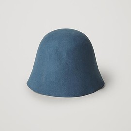 COS - WOOL MOULDED BUCKET HAT