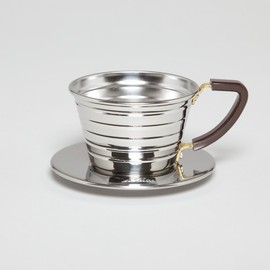 Kalita - Stainless Steel Coffee Dripper