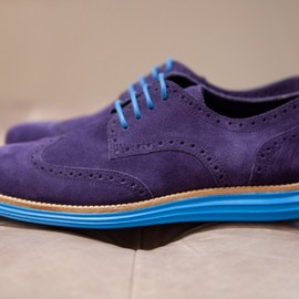Cole Haan - 2012 Fall/Winter LunarGrand Wingtip