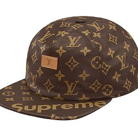 LOUIS VUITTON, Supreme - 5-Panel Hat