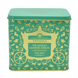 TWININGS - THE QUEEN'S DIAMOND JUBILEE COMMEMORATIVE BLEND