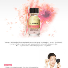Ciracle - Pimple Solution Pink Powder