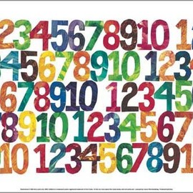 Eric Carle - Numbers