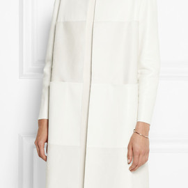 Mulberry - Lizzie calf hair and leather coat