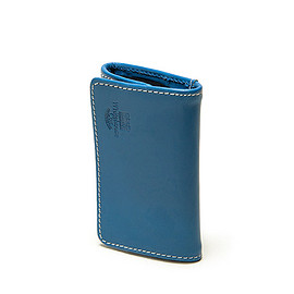 Whitehouse Cox - S9084 Coin Purse Holiday Line-Royal×Navy