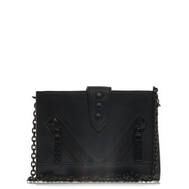 KENZO - Kalifornia leather clutch