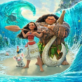 Ron Clements, Don Hall - Moana