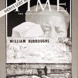 TIME - William Burroughs, Limited 886 copies, 1965