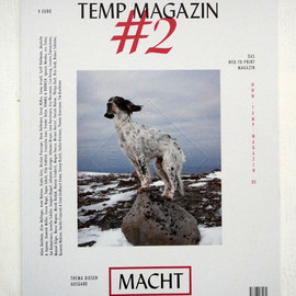 TEMP MAGAZING
