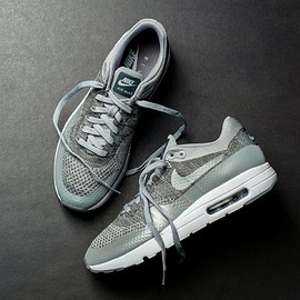 NIKE - Air Max 1 Ultra Flyknit - Wolf Grey