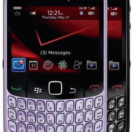 Blackberry - Blackberry Curve 8530 (Smoky Violet)