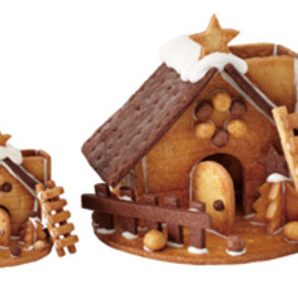 MUJI XMAS - cookie house