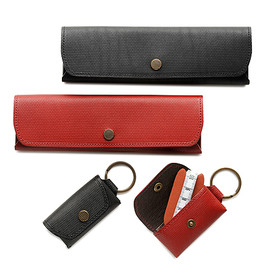 POSTALCO - three pen case black