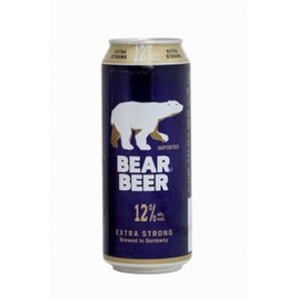 Harboe - Bear Bear 12% Extra Strong