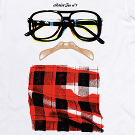"55DSL×UNITED ARROWS - T-shirt ""Terry Richardson"""