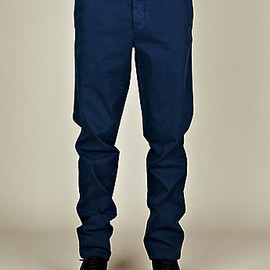 JIL SANDER - MEN'S OTIS OVERDYED TROUSERS