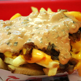 In-N-Out Burger - Animal Style Fries