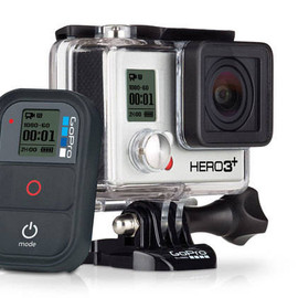GoPro - HERO3+ Black Edition