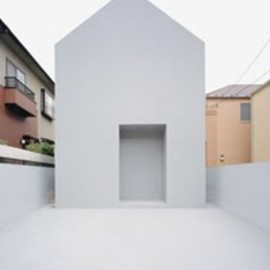 """Datar Architecture - """"The Ghost House"""", Japan"""