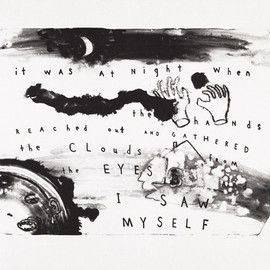 David Lynch - david lynch lithograph