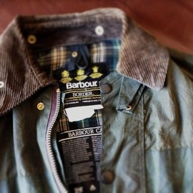 Barbour - BORDER