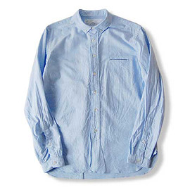 COMMONO reproducts - COMMONO reproducts(コモノ リプロダクツ)/CLASSIC OX BD SHIRT(SAX)