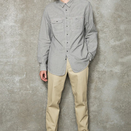 urban outfitters, Dickies - Khaki Collville Slim Trousers