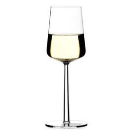 iittala - white wine glass